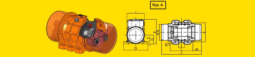Elektrowibratory MVE OLI-WAM