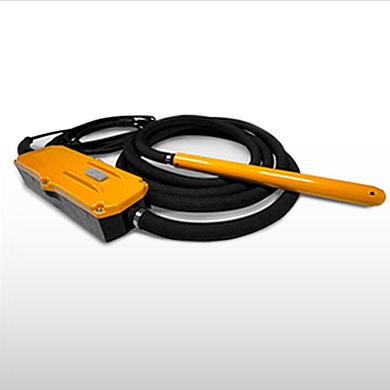 EWO HF-wibrator pogrążalny ze zintegrowaną przetwornicą